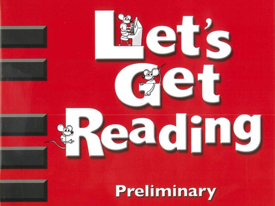 Let's Get Reading Primary