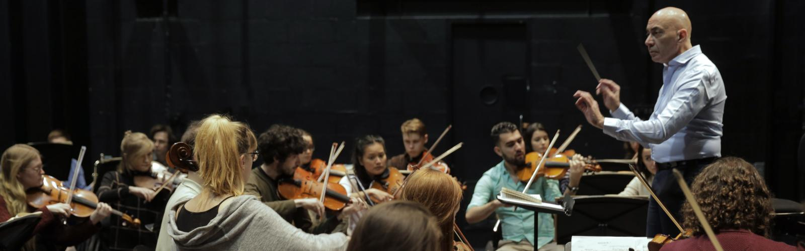RIAM Philharmonia Orchestra, March 2017