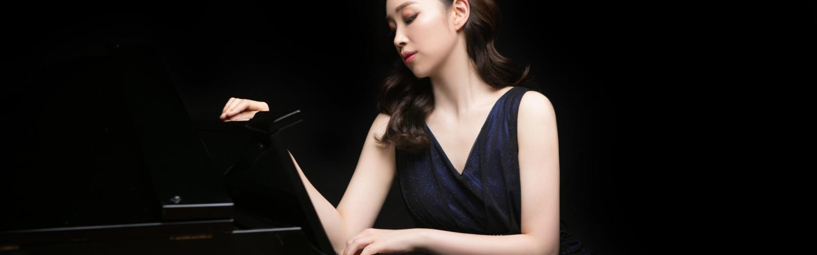 Soo Jung Ann, Korean pianist